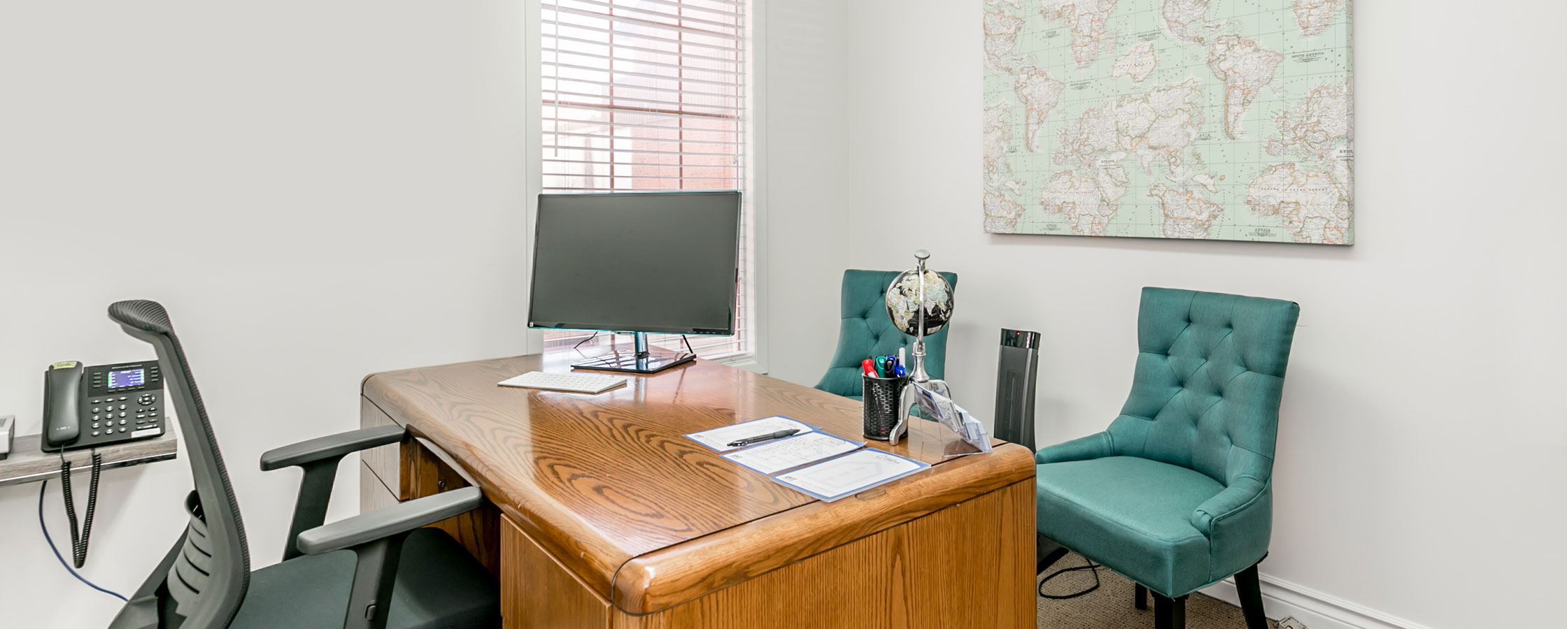 co-working orillia, private offices, shared space orillia, offices, professional suites, cowork